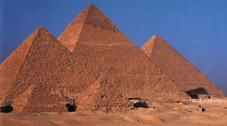 Piramida, domeniu de cercetare