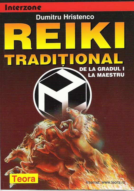 Reiki tradiţional de la gradul I la maestru