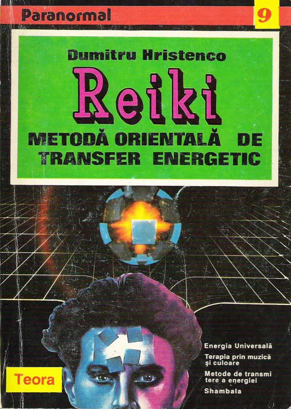 Reiki - metoda orientala de transfer energetic