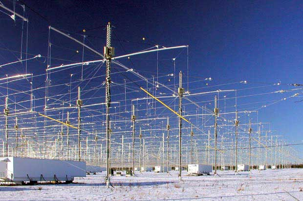 High-Frequency Active Auroral Research Program