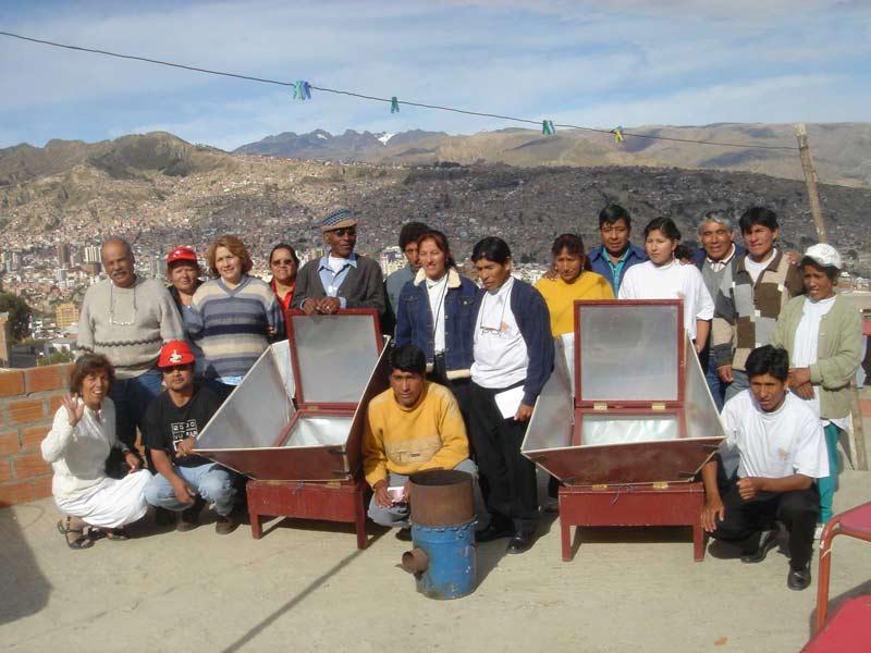 Energia solară la îndemâna oricui. Bucătăria solară (1)